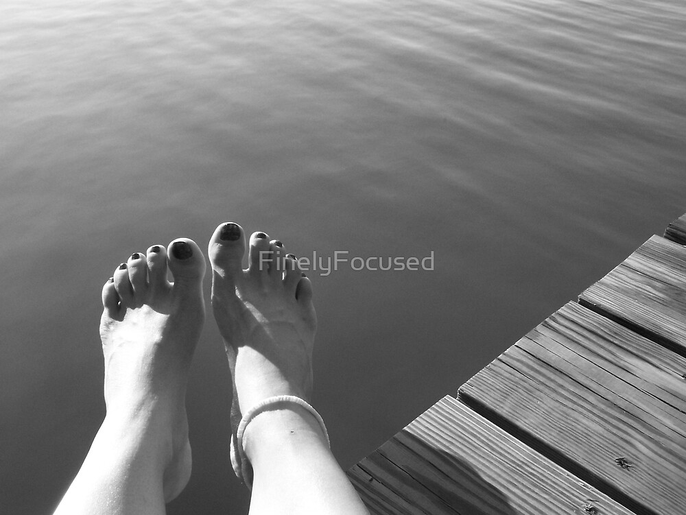 Sittin' on the Dock by FinelyFocused