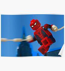 Spider hero Poster