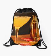 Classy Margarita Drawstring Bag