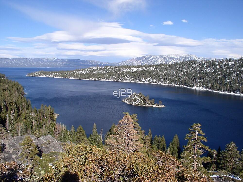 Emerald Bay - Lake Tahoe by ej29