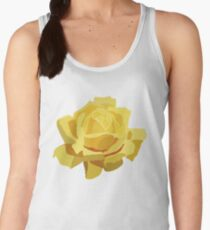 Yellow rose Women's Tank Top