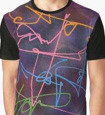 CAMOUFLAGE SIGN ABSTRACT Graphic T-Shirt