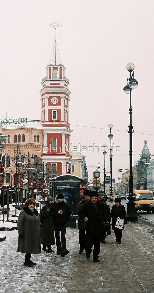 Nevsky prospect lg by John Valachovic