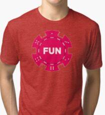 Funfair Tri-blend T-Shirt