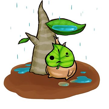 Makar in the rain by LinaFleer