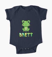 Brett Frog One Piece - Short Sleeve