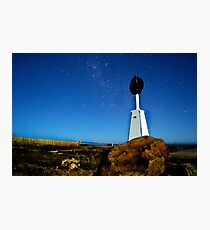The Milky Way Crowdy Head  Photographic Print