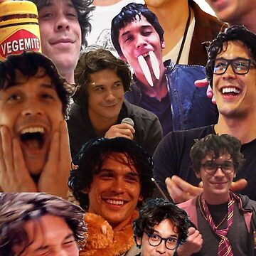 Bob Morley Collage Phone Case by MorleyCharity
