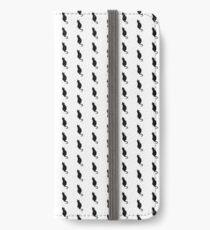 Black Cat iPhone Wallet/Case/Skin