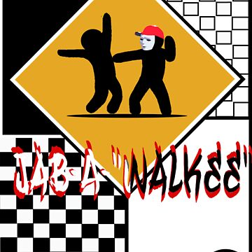 J-Walkers Beware! by Dcraze