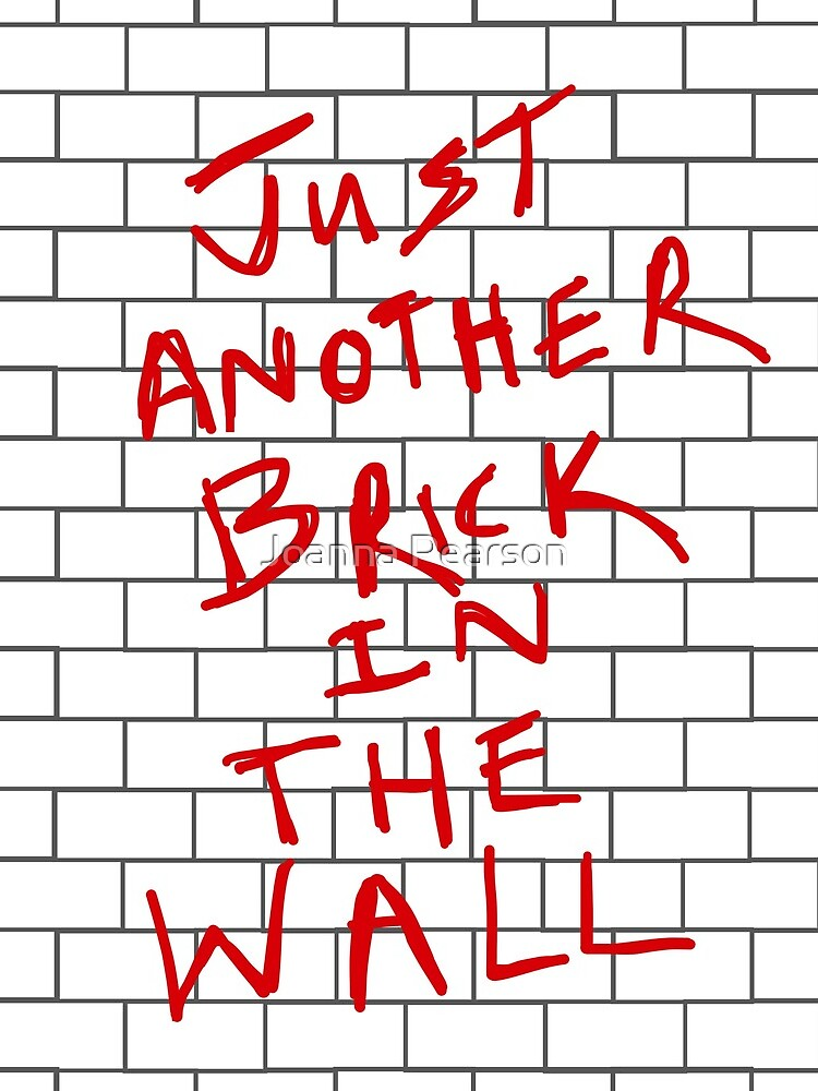 Pink Floyd - The Wall by jpearson980