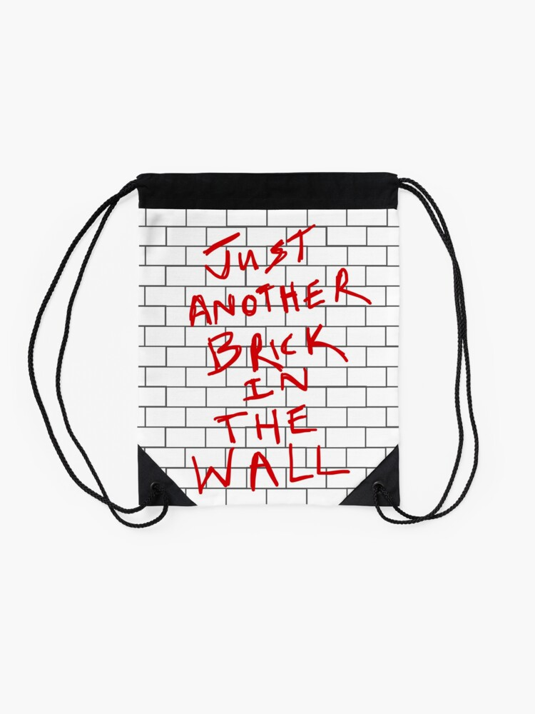 Alternate view of Pink Floyd - The Wall Drawstring Bag