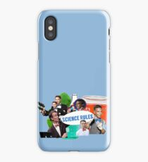 Science Rules - Bill Nye iPhone Case/Skin