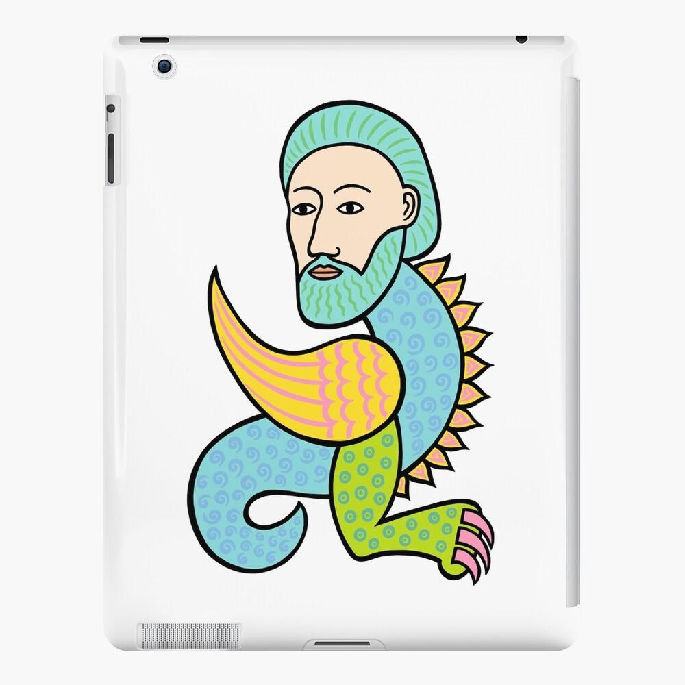 Sir Thomas Strange iPad Case & Skin
