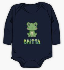 Britta Frog One Piece - Long Sleeve