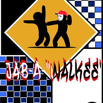 Jabbawokeez against J-walkers of the World by Dcraze
