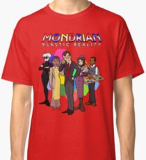 Mondrian - Plastic Reality Cast Classic T-Shirt