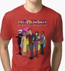 Mondrian - Plastic Reality Cast Tri-blend T-Shirt