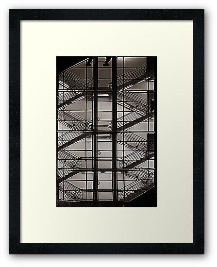 Musical Steps-Melbourne architectural design by Rosina  Lamberti