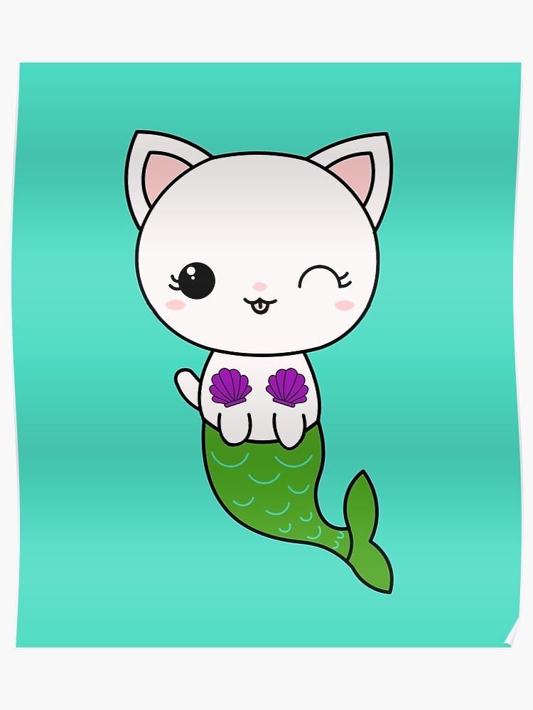 0ea5d52af Purrmaid Cat Mermaid