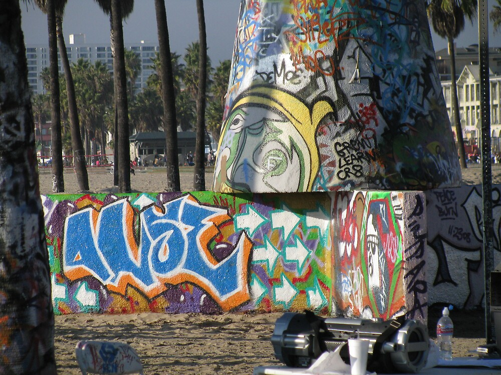 Matt Graffiti by Penguin