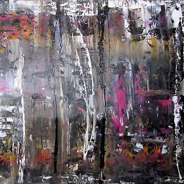SUSPENSE, Original Abstract  by musicaroundus