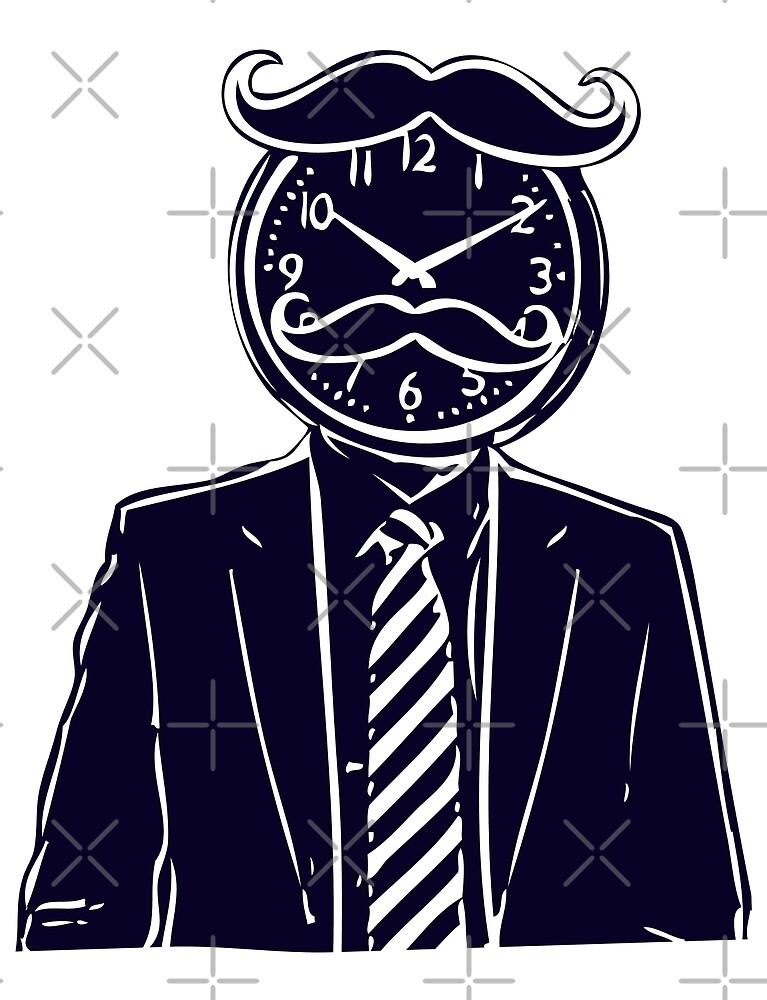 Mr. Time by bonfimarts