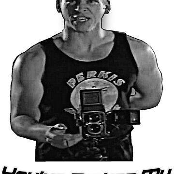 Heavyweights Lars- Broken my Camera by coltmiller28