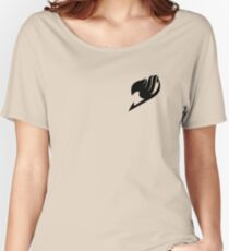 Black Fairy Tail symbol Women's Relaxed Fit T-Shirt