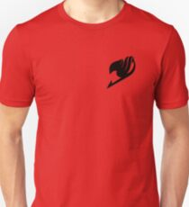 Black Fairy Tail symbol T-Shirt