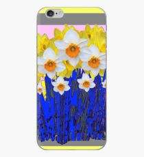 SPRING DAFFODILS  GARDEN ART iPhone Case