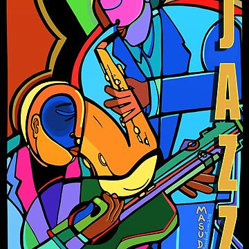 Jazz Life #1 by Masudcreations