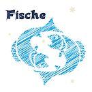 Sternzeichen Fische - klein by NafetsNuarb
