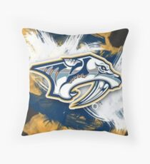 Go preds! Throw Pillow