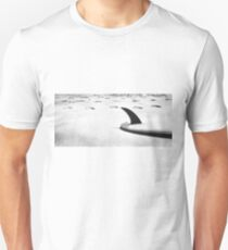 Single fin Surfboard T-Shirt