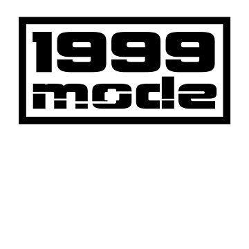 1999 Mode - Black by StarzeroDigital