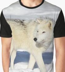 Arctic Wolf Graphic T-Shirt