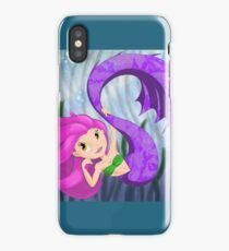 Cleo the Mermaid iPhone Case/Skin