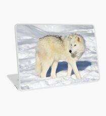 Arctic Wolf Laptop Skin