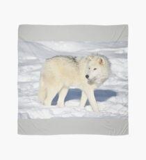 Arctic Wolf Scarf