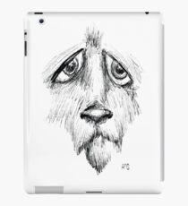 Sad Eyes Puppy iPad Case/Skin
