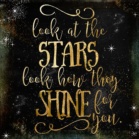Star Shine Word Art by mindydidit