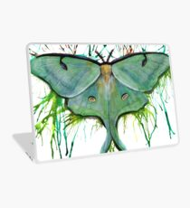 Luna Moth  Laptop Skin
