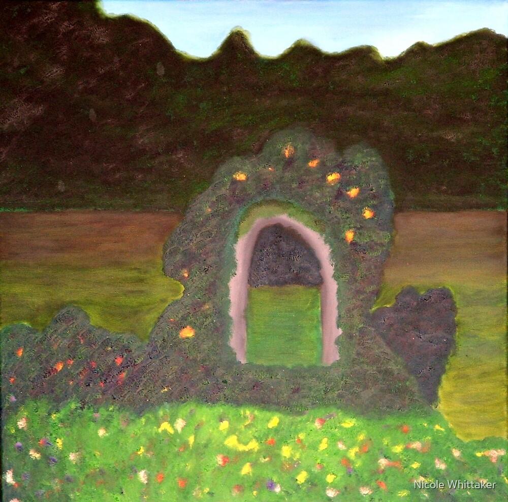English Garden by Nicole Whittaker