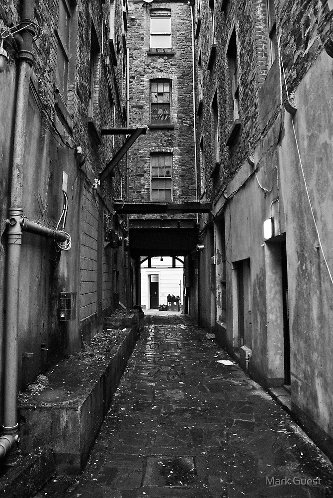 Alley by Mark Guest