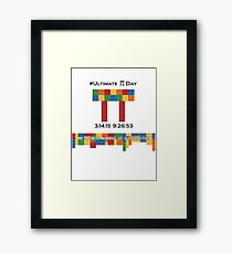 Ultimate Pi Day:  Infinite Number of Possibilities Framed Print