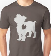 Adore Yorkies: Version Two Unisex T-Shirt
