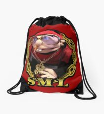 RAPPER JEFFY Drawstring Bag