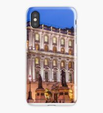 Pall Mall city center, London iPhone Case