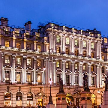 Pall Mall city center, London by KristofferGlenn